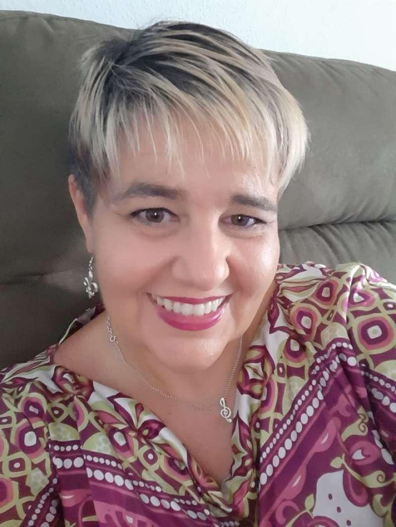 María Teresa, autora del artículo