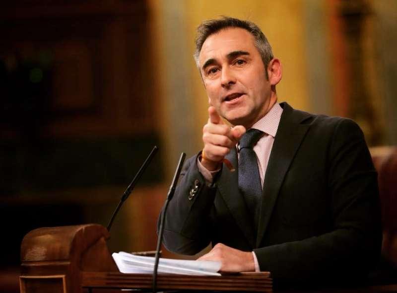 El segorbino Miguel Barrachina, portavoz de Fomento en el Congreso de Diputados