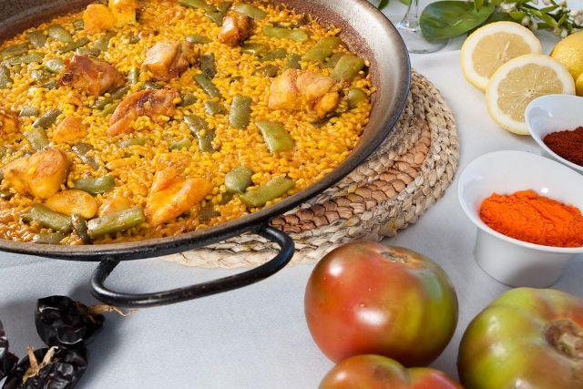 Uno de los platos. FOTO: EPDA