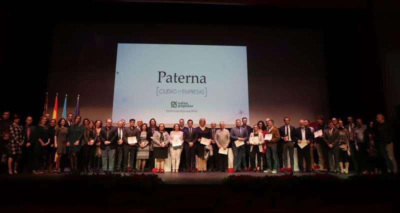 Premios Paterna Ciudad de Empresas. EPDA