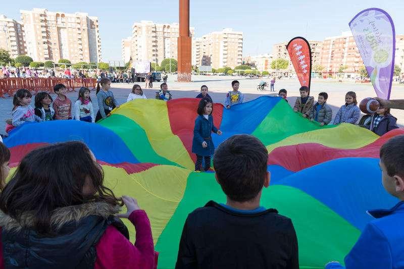 Día de la Infancia en Mislata. EPDA