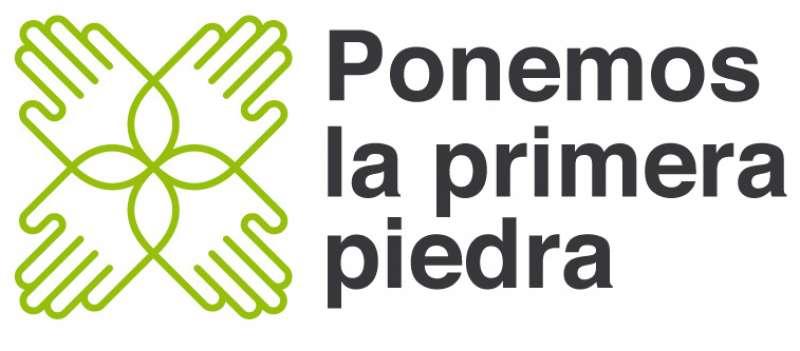 Logo Ponemos la Primera Piedra. EPDA