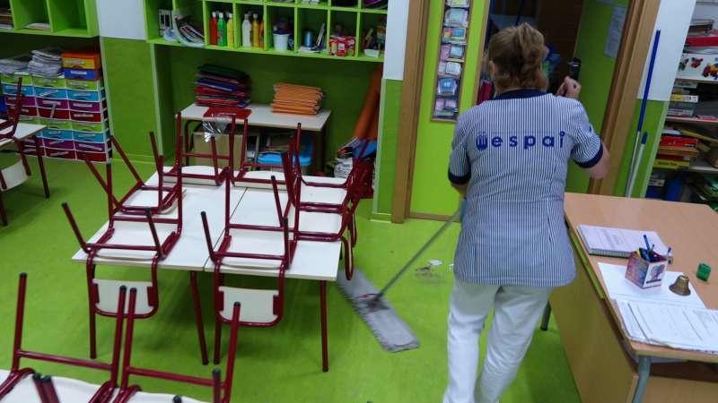 Centro escolar en Paiporta. EPDA.