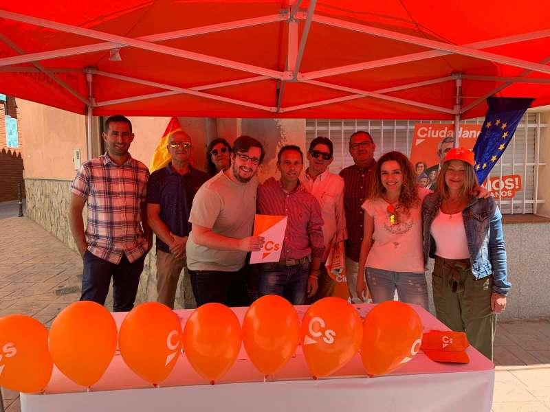 Cs Albalat dels Tarongers se compromete a mejorar los accesos al municipio