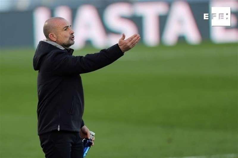 El entrenador del Levante Paco López / EFE