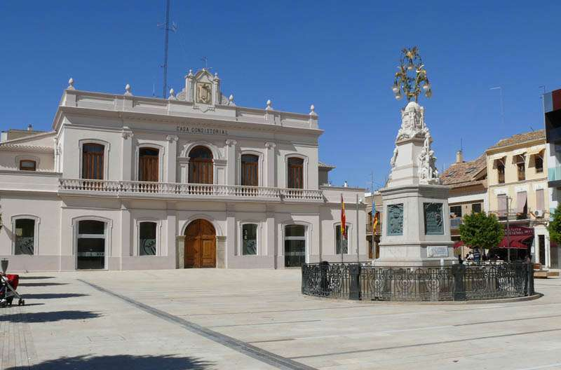 Imagen Archivo del Ayuntamiento de Alfafar. -EPDA