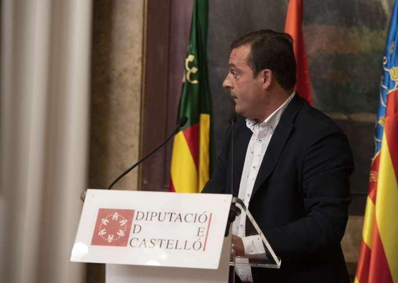 Andrés Martínez, diputado del PP