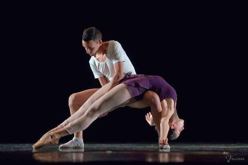 Danza del conservatorio de Riba-Roja. EPDA