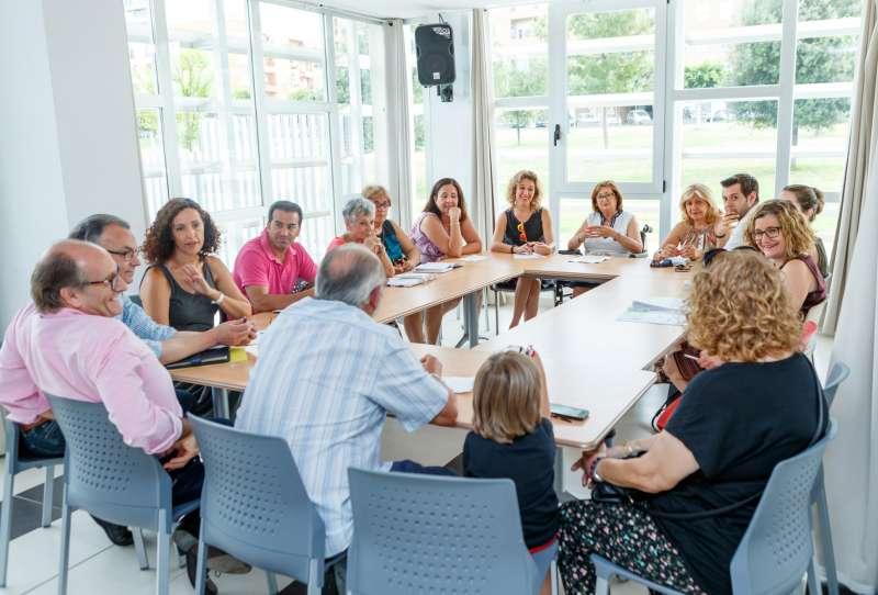 Comisión de Igualdad de Mislata. EPDA