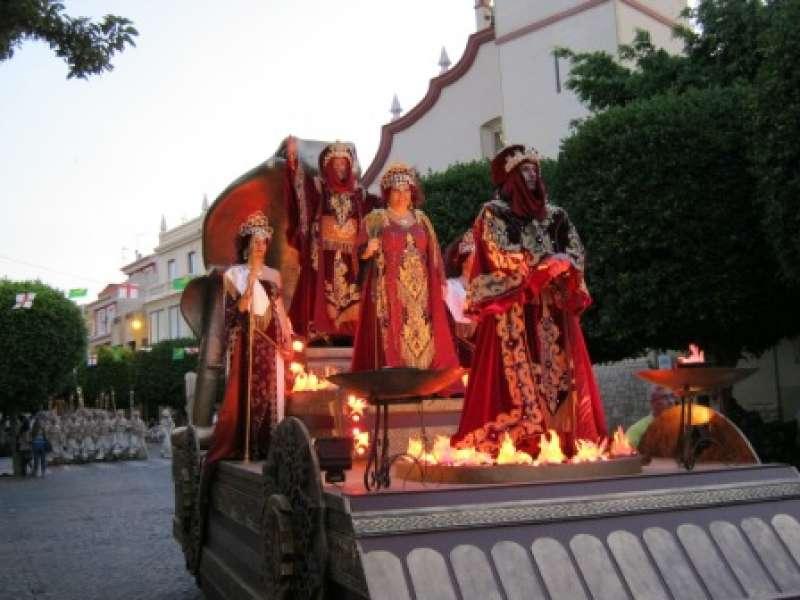 Moros i cristians de Massanassa