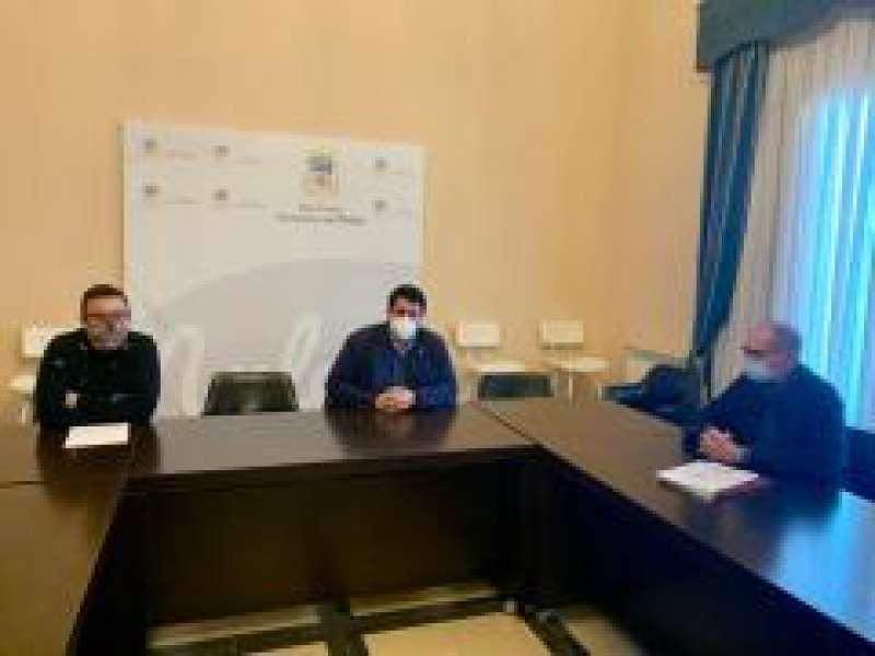 Foto de la reunión en Nules.