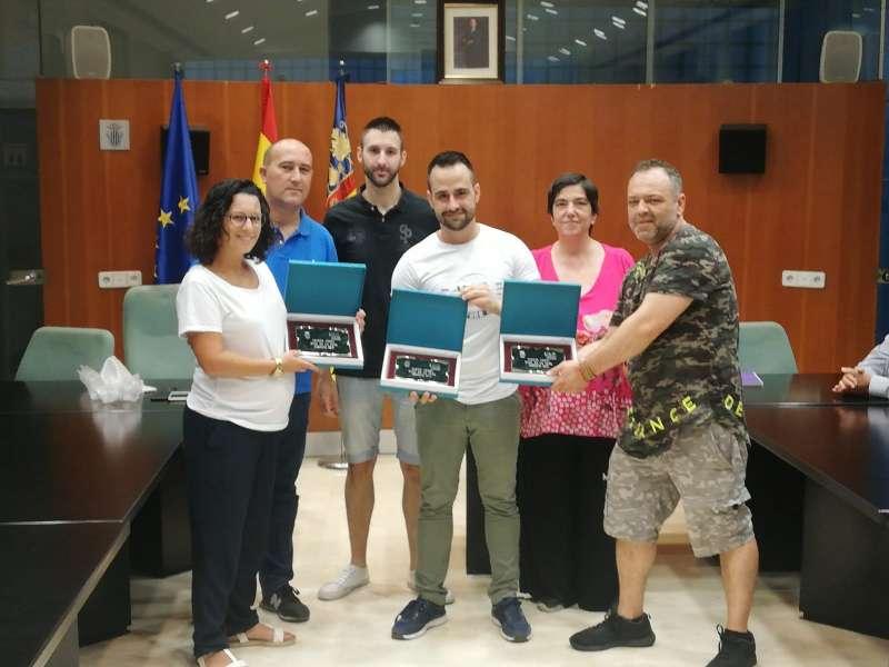 Entrega de los premios de la Ruta de la Tapa. EPDA