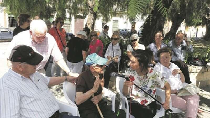 Els veïns de Rocafort participen en el projecte. EPDA