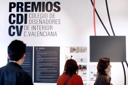 Colegio de Diseñadores de Interior de la Comunidad Valenciana. Foto EPDA