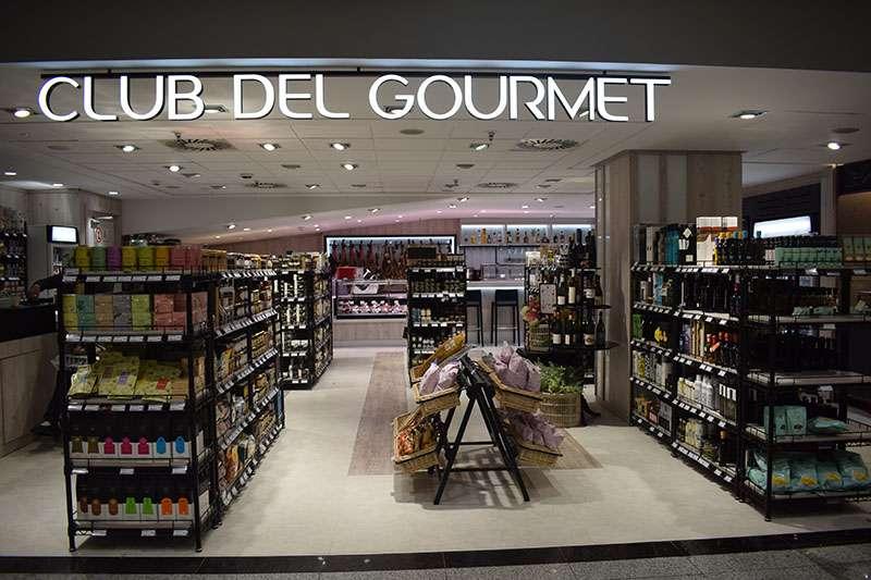 Club del Gourmet El Corte Inglés Pintor Sorolla