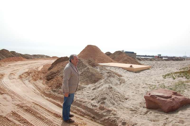 Medio Ambiente ha iniciado ya los trabajos en El Puig.