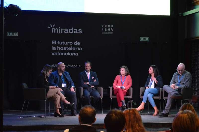 La hostelería valenciana reflexiona sobre el futuro del sector