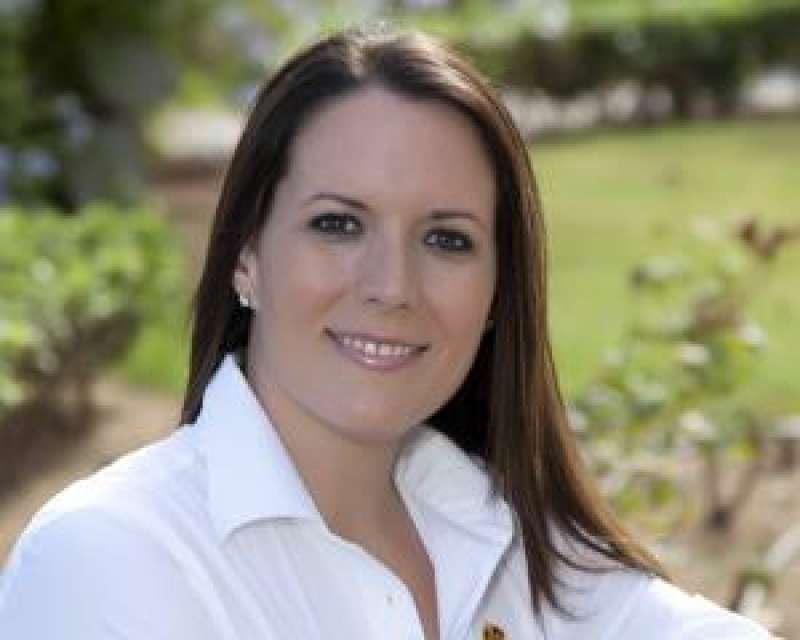 Amparo Orts, alcaldesa de Moncada. EPDA