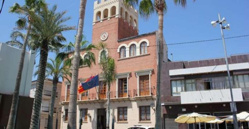 Imagen de archivo Ajuntament Alcàsser./ EPDA