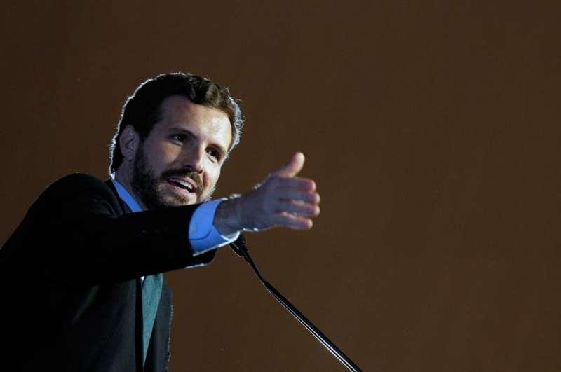 Pablo Casado del Partido Popular
