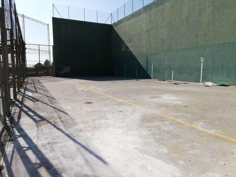 Instalaciones deportivas de Rocafort. EPDA