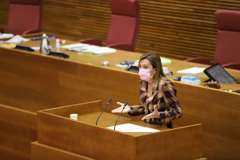 María Quiles, de Ciudadanos.