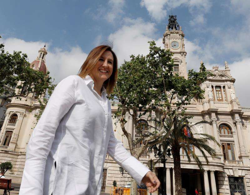 La candidata a la alcaldía de Valencia por el PPCV, Maria José Catalá. EFE/Archivo
