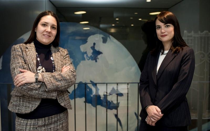 Las abogadas Marta López-Pena y Raquel Serón (L&S Abogados)