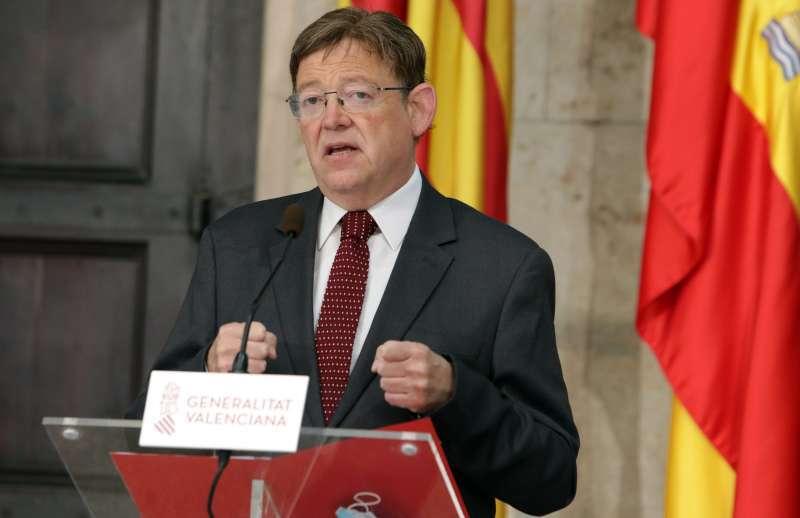 Ximo Puig. EPDA