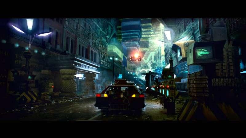 Blade Runner.  GVA