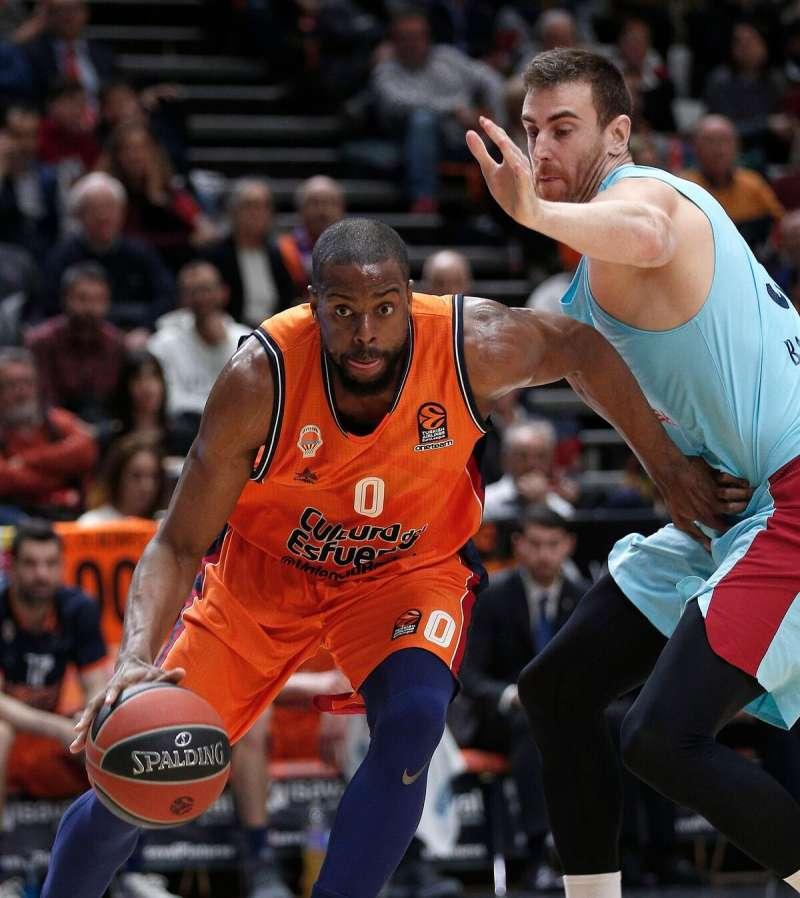 València-Barcelona: Duel directe de caps de sèrie per a seguir mirant cap amunt. Foto: M. A. Polo