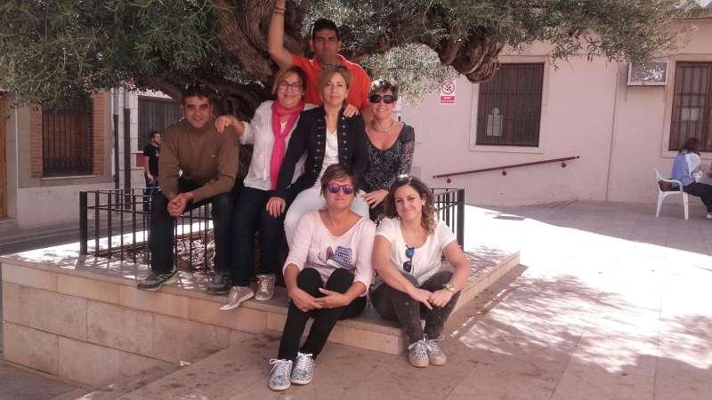 La Comisión de Fiestas de Algímia. EPDA