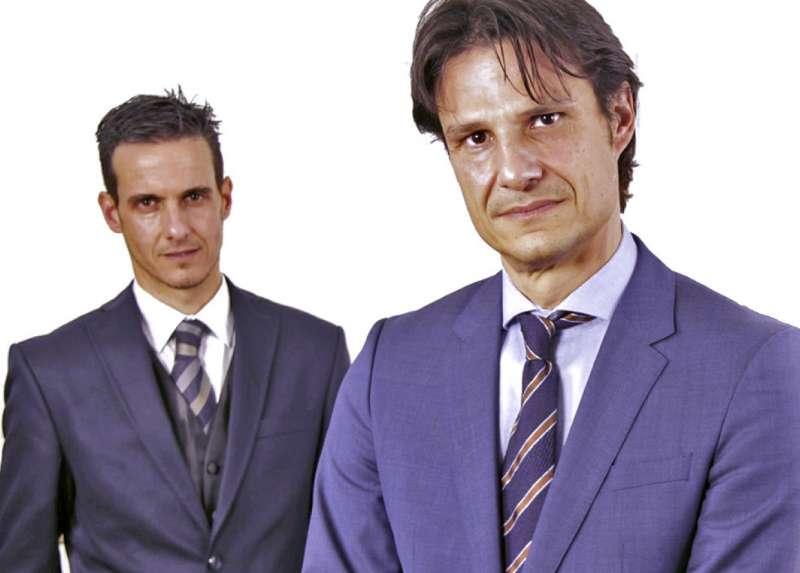 Lorenzo Serratosa y José Iván García, socios directores de Kau Markets. EPDA