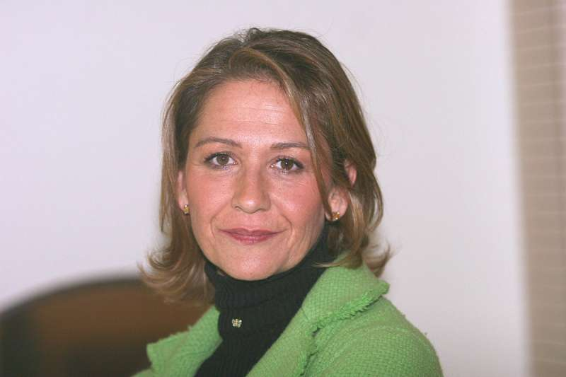 La eurodiputada socialista. EPDA