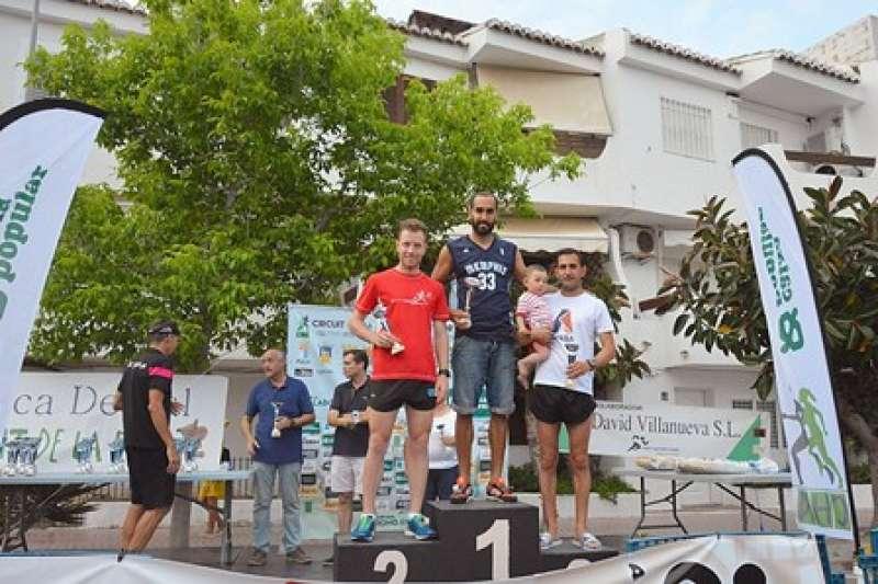 Podium masculino en La Pobla. Fantasy Fotos Valencia
