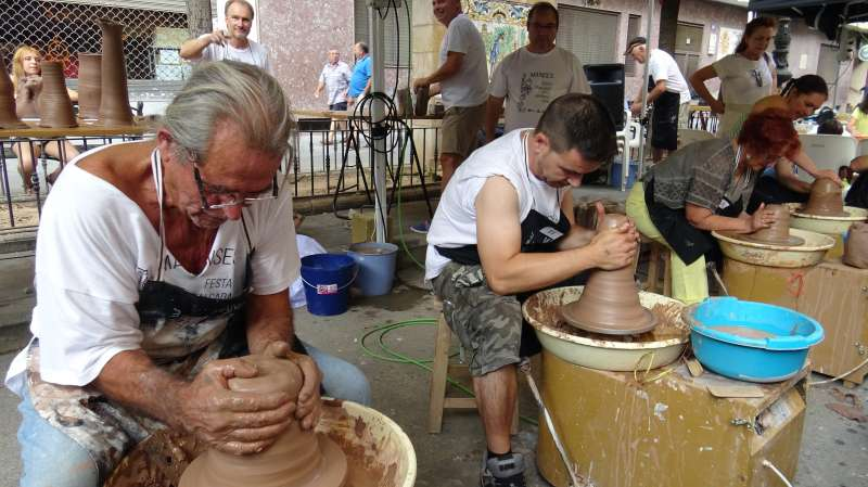 Fiesta de la cerámica en Manises.EPDA