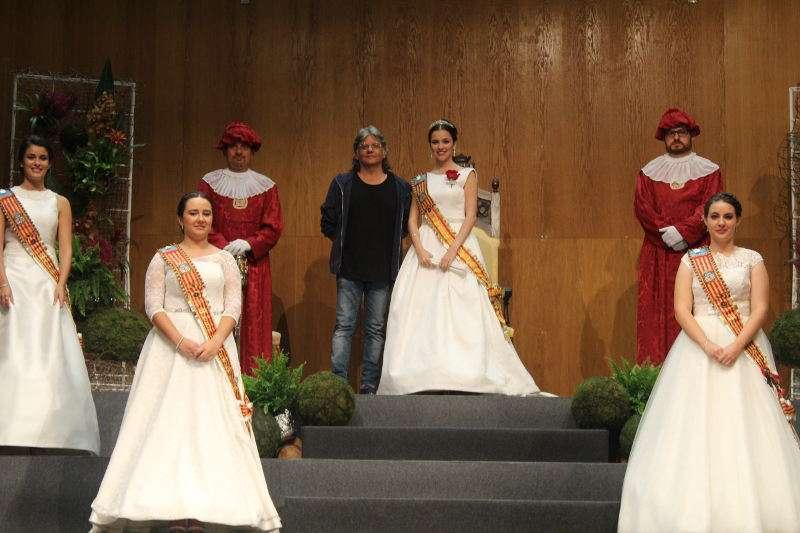 Joan Carles González Pujante guanya la Flor Natural dels LXIV Jocs Florals Vila de Nules. EPDA