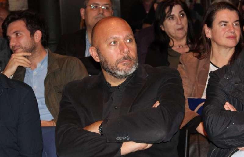 El diputat d?EUPV en la Cambra Baixa, Ricardo Sixto