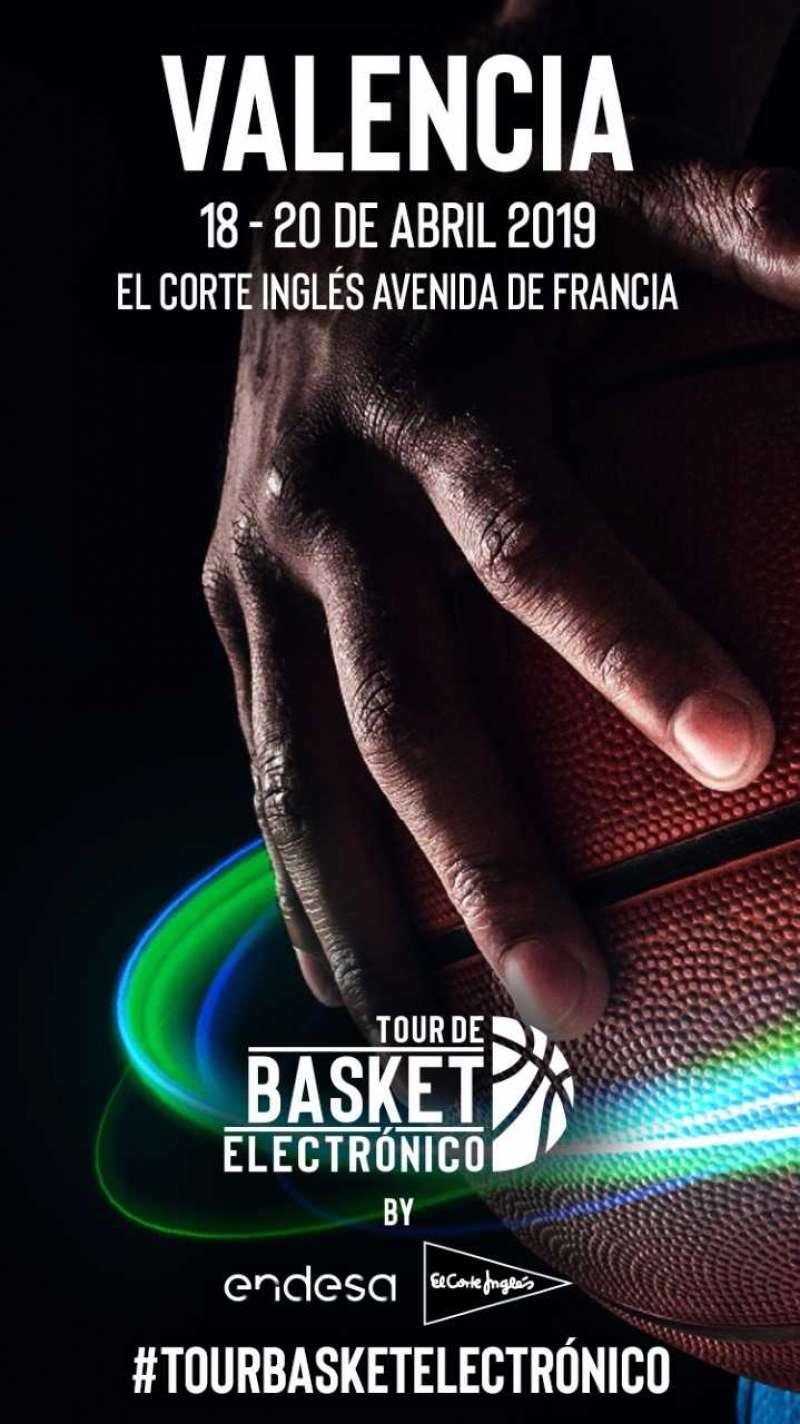 Tour de Basket Electrónico