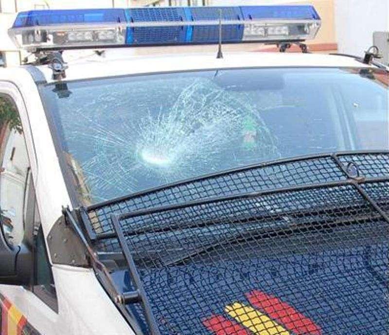 La Policía Nacional ha detenido en València a un hombre que acuchilló a su compañera. EFE/Archivo