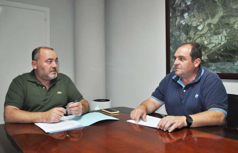 Vicente Pallarés y Julián Torner/EPDA