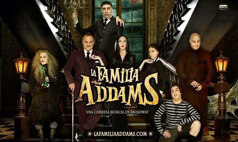Obra de la Familia Addams