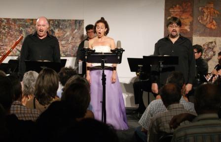 Imagen del  Festival Internacional de Música de Cámara de Godella. Foto: EPDA.