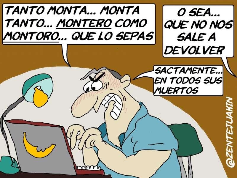 Viñeta de Vicente García Nebot publicada en el www.ElPeriodicodeAqui.com