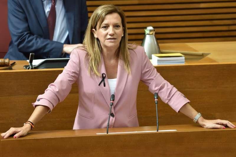 María Quiles, diputada de Cs en Les Corts. EPDA