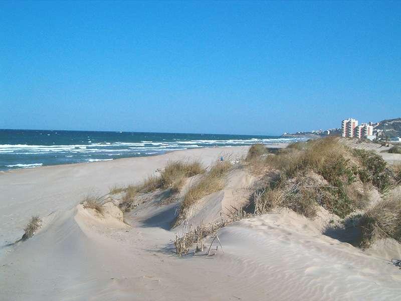 Playa del Dosel de Cullera