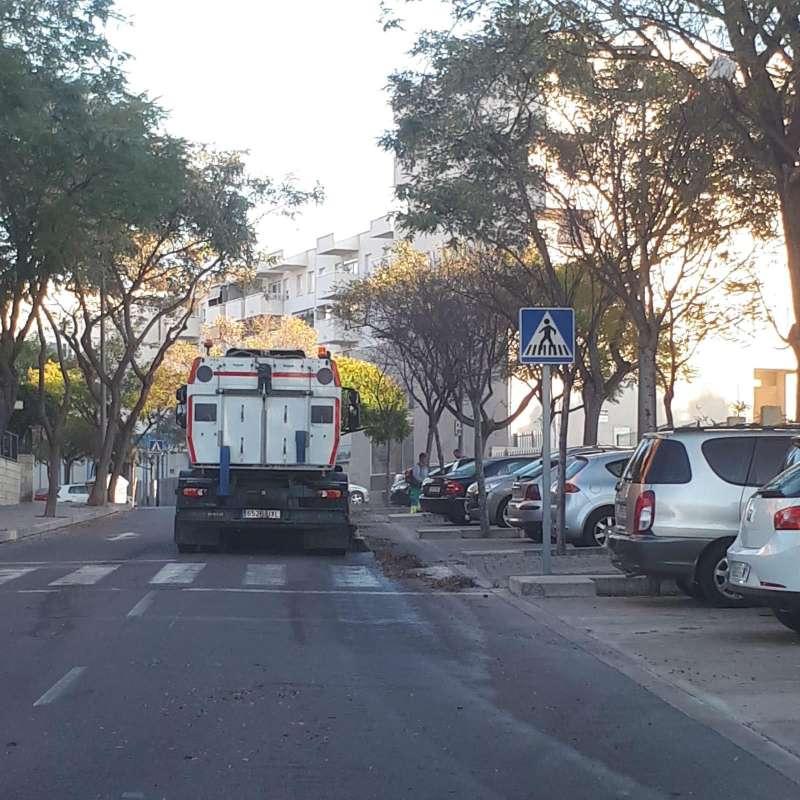 Servicios de limpieza en Mas del Rosari - La Coma. EPDA