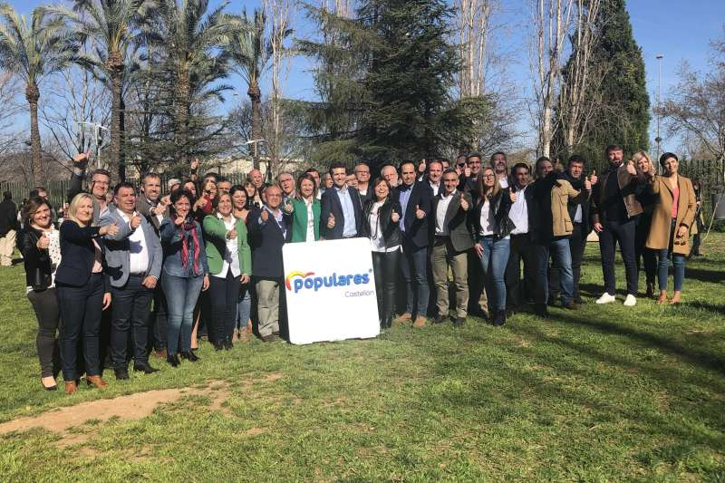 Los candidatos se han reunido en Castellón