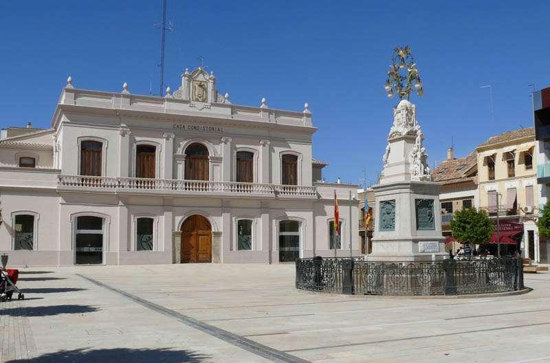 Ayuntamiento de Alfafar. EPDA