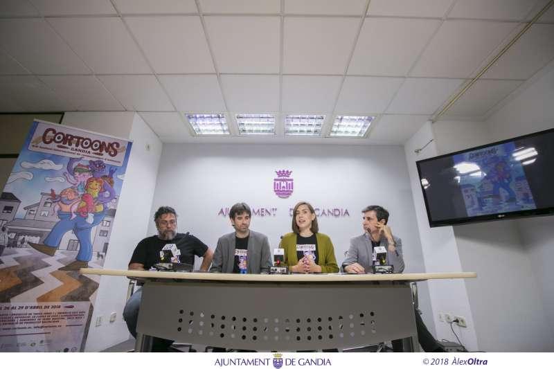 Presentació del Festival Internacional de Curtmetratges d